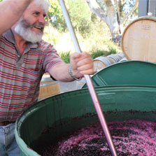 Forbes-Wine-rhs-Colin-making-wine